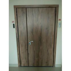 <Входные двери в квартиру ул. Корш-Саблина