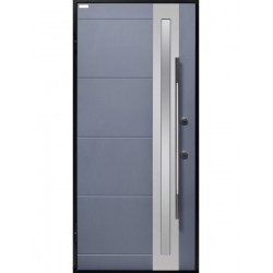 <Металлические двери с тефлоновым покрытием