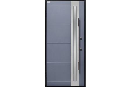 Металлические двери с тефлоновым покрытием
