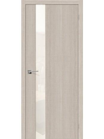 Порта-51 Cappuccino Crosscut White Pearl