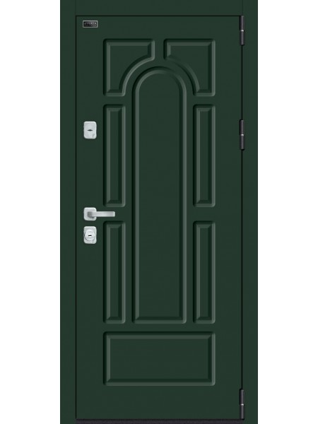 Porta M 55.56 Green Stark/Nordic Oak