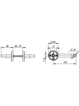 DSS-0203/19 (нержавейка)
