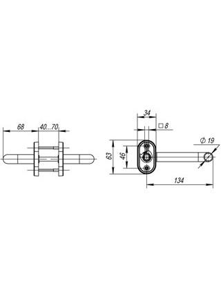 DSS-0203P/19 (нержавейка)