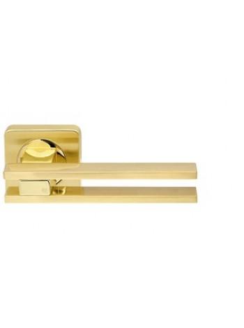 BRISTOL SQ006-21SG/GP-4 матовое золото/золото
