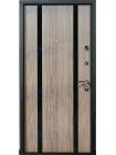 Стальная дверь «ТЕХНИКС»
