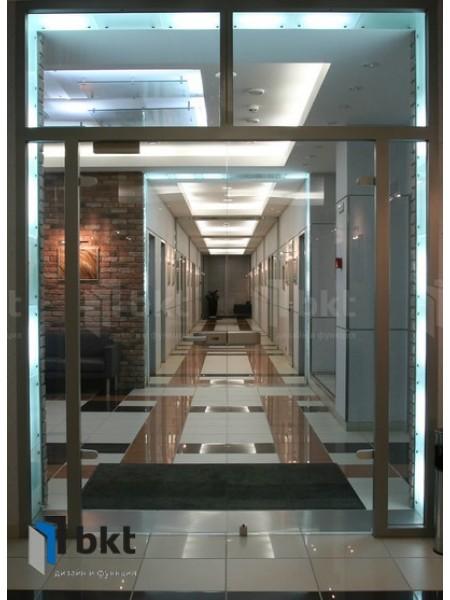 Металлическая профильная дверь ТИП STS
