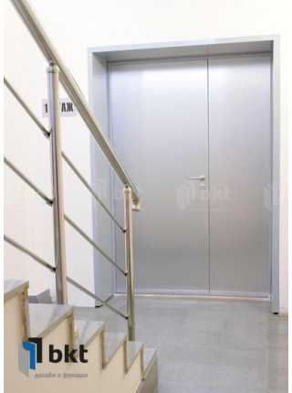 """Утепленная дверь """"ВКТ ST PAROC"""""""