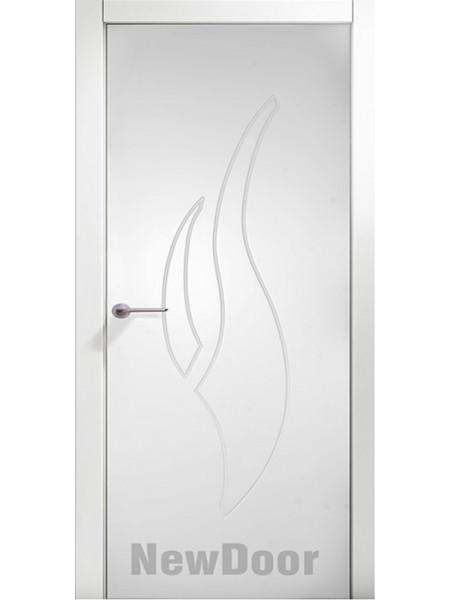 Дверь в эмали №19