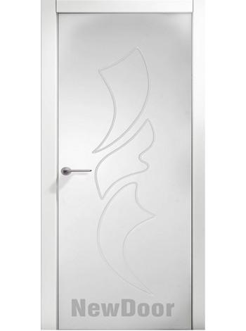 Дверь в эмали №24