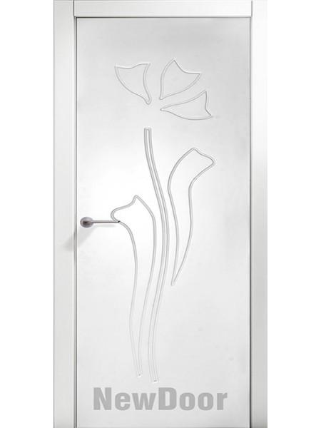 Дверь в эмали №17