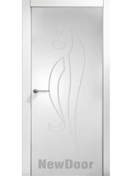 Дверь в эмали №18