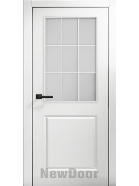 Дверь в эмали №04