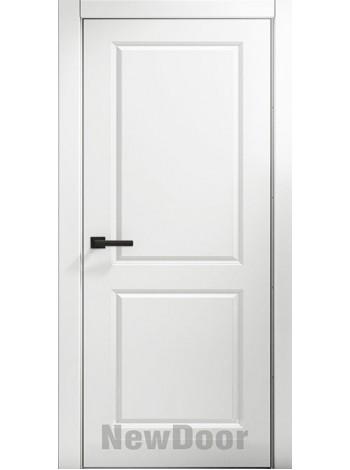 Дверь в эмали №01