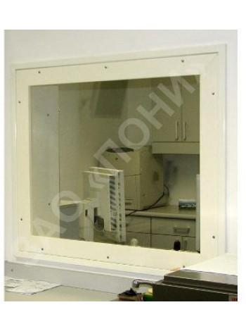 Окно рентгенозащитное смотровое ОР